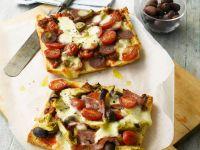 Italian Pizza Squares recipe
