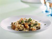 Italian Rice Dish with Game Meat recipe