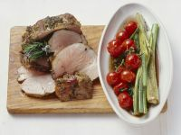 Italian Roast Pork with Vin Santo recipe