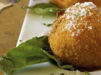 Fried Risotto Balls recipe