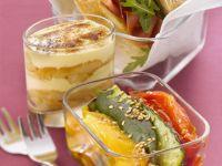 Italian-style Dinner Spread recipe