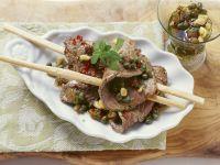 Italian Style Marinated Beef recipe