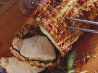 Italian-style Pork Roast recipe