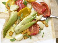 Italian-Style Roasted Vegetables recipe