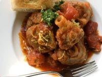 Italian Veal Stew recipe