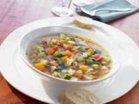 Italian Vegetable Soup recipe