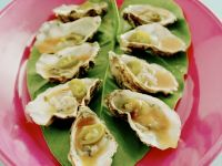 Jalapeno Oysters recipe