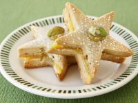 Jam-Filled Star Sandwich Cookies recipe