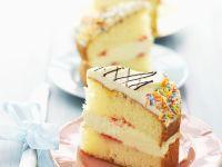 Jam Layer Cake recipe