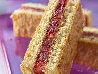 Jam Sandwich Cookies recipe