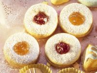 Jam Sandwich Cookies recipe