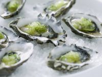 Japanese-style Oysters recipe