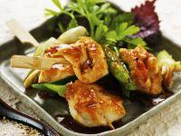 Japanese-style Skewers recipe
