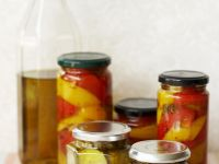 Jar of Preserved Veggies recipe