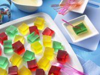 Jello Cubes recipe