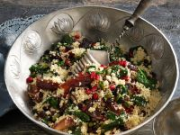 Jewelled Grain Salad Bowl recipe