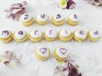 Just Married Cupcakes recipe