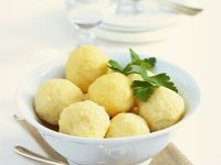 Potato dumplings Recipes