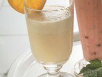 Kefir with Orange recipe