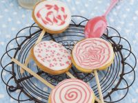 Kids Wheel Cookies recipe