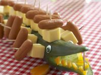 Kids Party Crocodile recipe