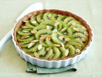 Green Fruit and Nut Tart recipe