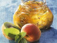 Kiwi Fruit and Apricot Jam recipe