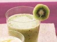 Kiwi-Green Tea Drink recipe