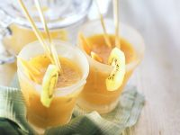 Kiwi, Mango and Pineapple Blend recipe