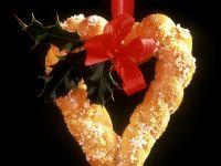 Knotted Pretzel Heart recipe