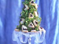 Kokosecken (Coconut-chocolate Pyramids) recipe
