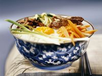 Korean Beef and Rice Bowl recipe