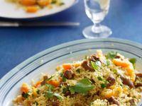 Lamb and Apricot Pilaf recipe
