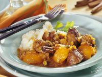 Lamb and Apricot Stew recipe