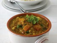 Lamb and Lentil Stew recipe