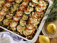 Lamb and Vegetable Gratin recipe