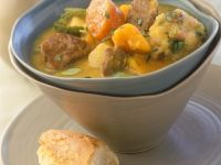 Lamb and Vegetable Ragout recipe