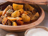 Lamb and Vegetable Tagine recipe