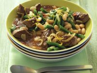 Lamb and White Bean Ragout recipe