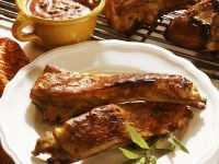 Spiced Lamb Ribs recipe