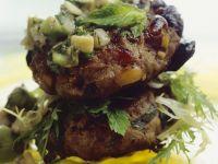 Lamb Burgers recipe