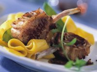 Lamb Chops with Herbs recipe