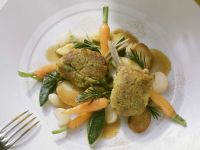 Lamb Chops with Vegetables recipe
