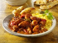 Pepper and Lamb Curry recipe