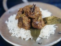 Classic Indian Lamb Dish