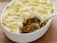 Lamb Mince and Potato Bake recipe