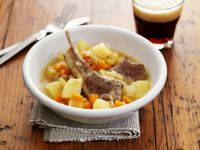 Lamb Neck Stew recipe