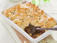 Lamb Pie with Filo Pastry recipe