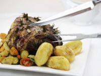 Lamb Roast recipe
