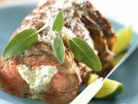 Lamb Roast with Filling recipe